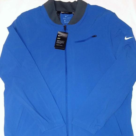 b7e81b69dbb5 Nike Full Zip Dri-Fit Basketball Vented Jacket